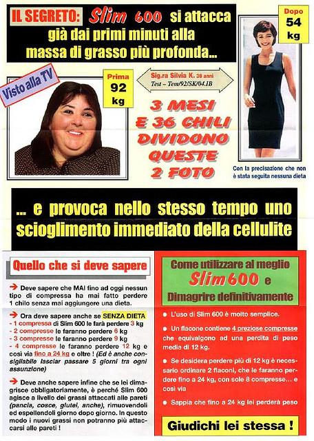 perdere peso senza fare sport... NO grazie!