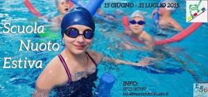 Scuola Nuoto Estiva