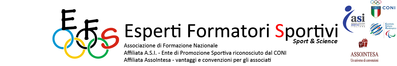 Esperti Formatori Sportivi