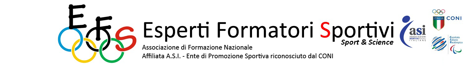 Esperti Formatori Sportivi